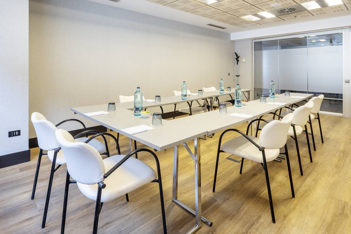 Meeting room hotel ilunion barcelona